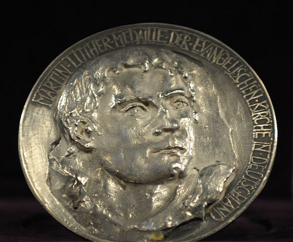 Martin-Luther-Medaille