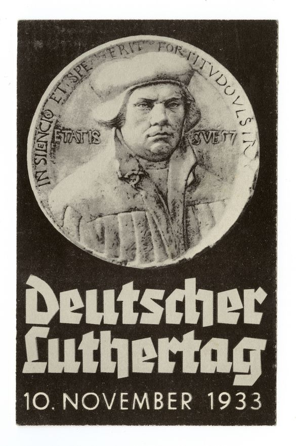 Luther Nationalsozialismus
