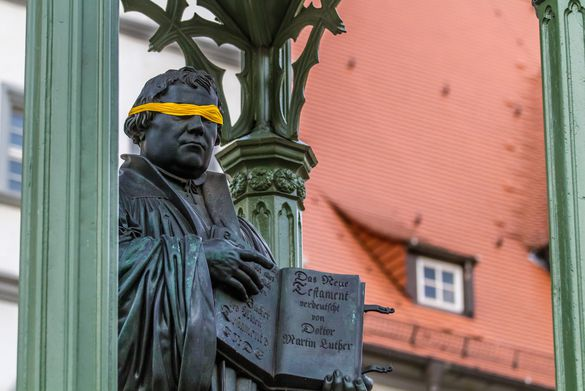 Verdeckter Luther
