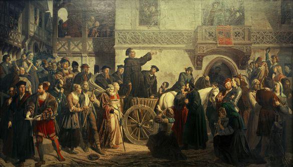 Was Ist Eine Reformation