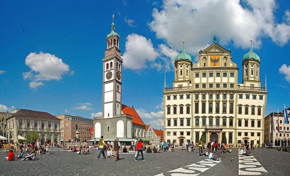 Augsburger reichstag